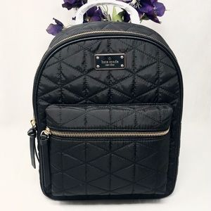 Kate spade wilson rd quilted small backpack